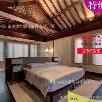 佛山酒店家具来图量尺定制 实木家具板式家具宾馆客房家具