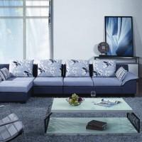 供应欧古特OS-时尚休闲布艺沙发 现代简约款
