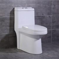 陶园盛世陶瓷坐便器 9030 连体马桶批发 工程马桶价格 座便器代理