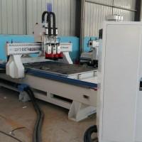 石河子板式家具自动贴标自动上下料数控开料机