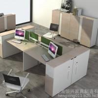 直销办公家具屏风工作位简约员工位组合 职员办公桌现代卡位