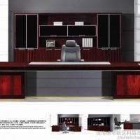 珠海办公家具|老板班台|实木办公桌椅选择利昌