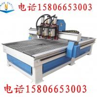 淄博橱柜门雕刻机,1325木工雕刻机,板式家具雕刻机