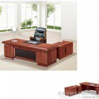卓瑞办公家具 豪华老板桌公司用总裁大班台办公桌现代简约