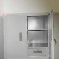 铁柜,东莞铁皮柜,办公柜子,内二抽文件柜 带抽资料柜 寮步柜子
