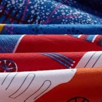 南通家纺直销活性印花四件套新款韩版全棉斜纹四件套
