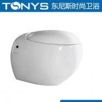 东尼斯TONYS-G8025 挂墙式分体坐便器 陶瓷马桶  优等马桶