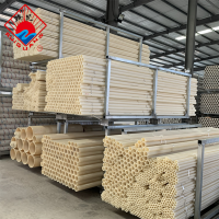 ABS塑料管生产厂家 山东abs塑料管材的价格 abs新型环保耐腐蚀管材管件批发零售