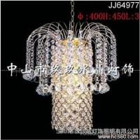 供应批发水晶工程吊灯餐厅吊灯吧台照明灯具
