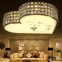 现代led灯客厅灯卧室餐厅豪华吸顶灯饰简约大厅吊灯灯具