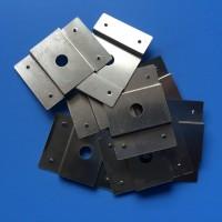 海盐惠德发公司专业生产不锈钢冲压件,非标冲压件,太阳能支架连接件