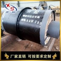 甘肃省蒸汽管道固定支架本地厂家 钢套钢固定节价格 直埋抗剪内固定支架