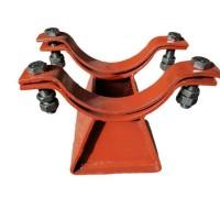 齐鑫DN150 刚性吊架 单拉杆刚性吊架  滑动支架  导向支架