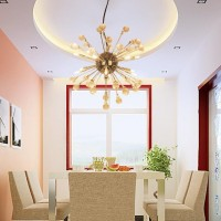 家居装修灯具 客厅水晶吸顶吊灯卧室吊灯 简约现代水晶吊灯