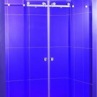 豪华 宇驹简易屏风式淋浴房 浴室卫浴