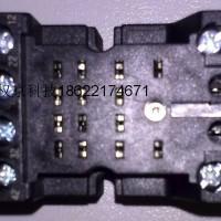 原装**魏德米勒混合式继电器底座 FS 4CO  7760056107