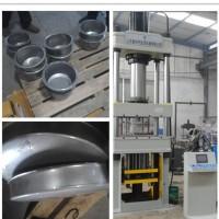 200T四柱液压拉伸机厂家  不锈钢水槽液压拉伸机 **