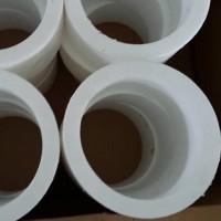 宁夏F46聚四氟乙烯管 PTFE铁氟龙管材价格